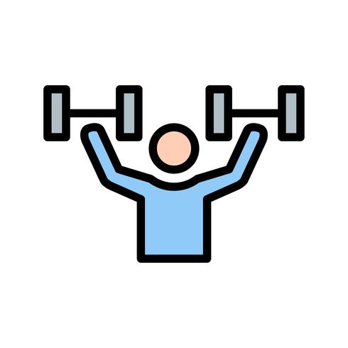 Vector Excercise Icon