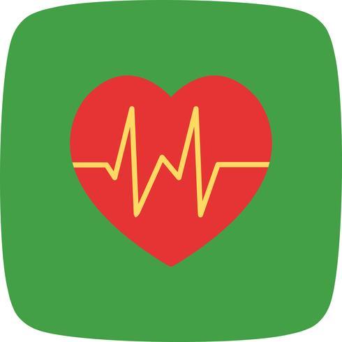 Vector Heart Beat-pictogram