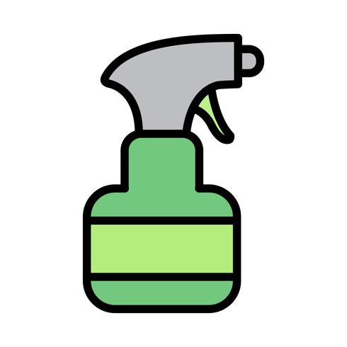 Sprayer-Vektor-Symbol