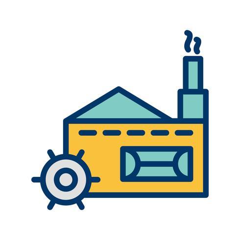 Mühle Vektor Icon