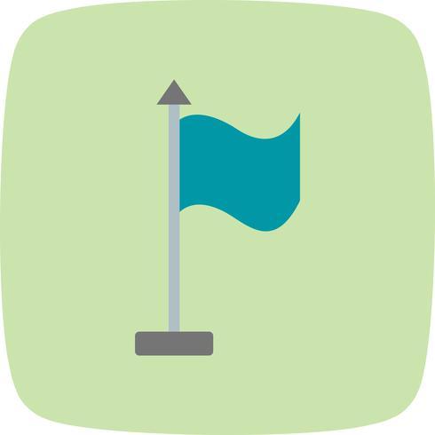 Vlag Vector Icon