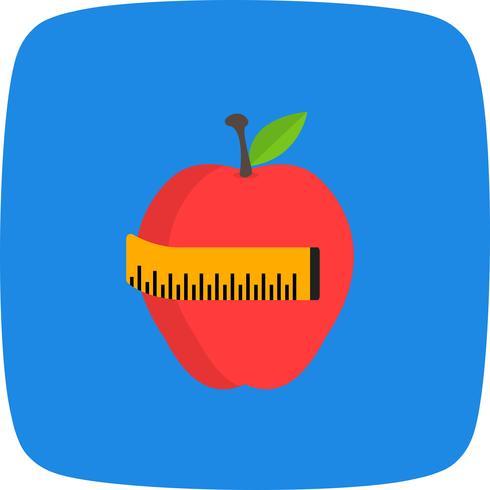 Vector Dieet-pictogram