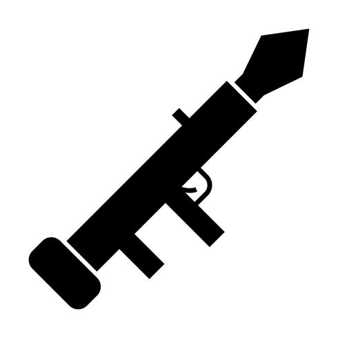 Icône de vecteur de lanceur