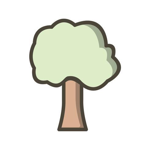 Trädvektorikon