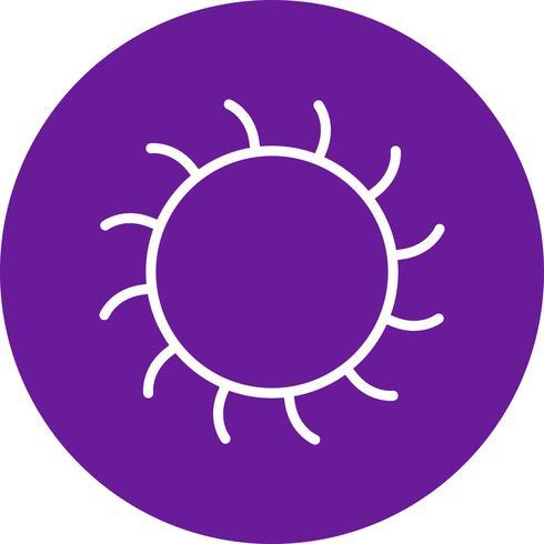 Sun-Vektor-Symbol