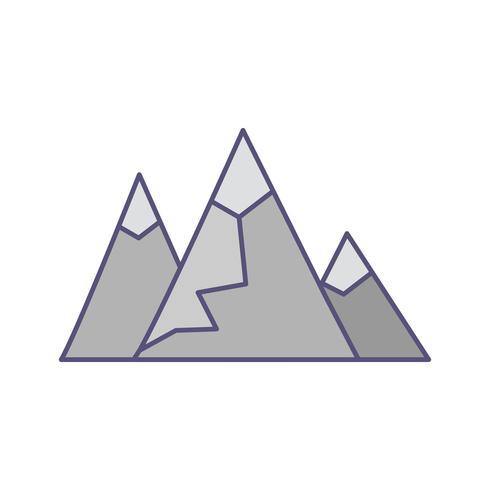 Bergen Vector Icon
