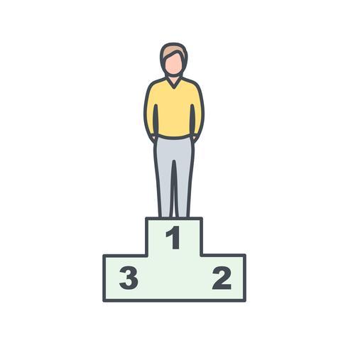 Erfolg-Vektor-Symbol