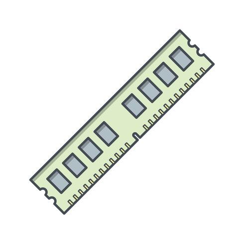 ram vector pictogram