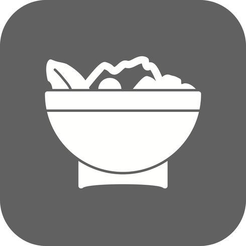 Vector salade pictogram
