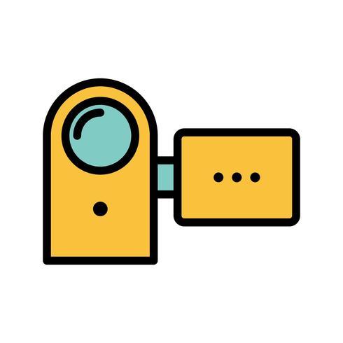 Handy Cam Vector Icon