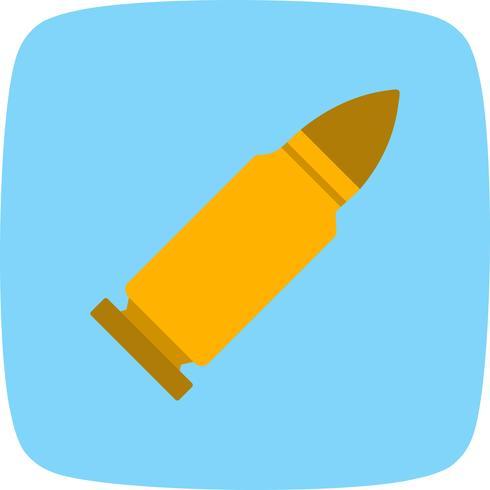 bullet vector pictogram