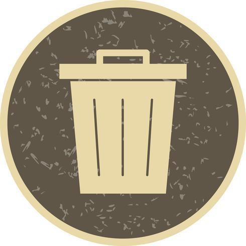 Afval Vector Icon