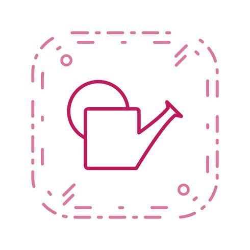 watercan vector pictogram