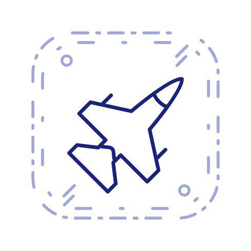 jetvektorns ikon