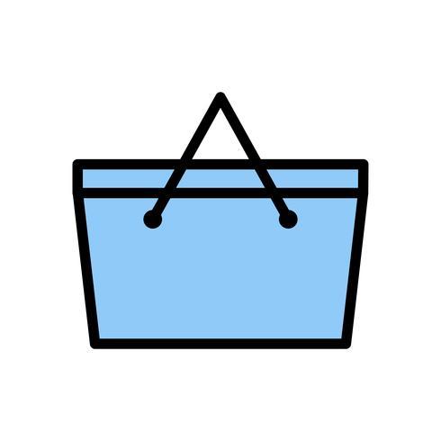 Panier de pique-nique Vector Icon