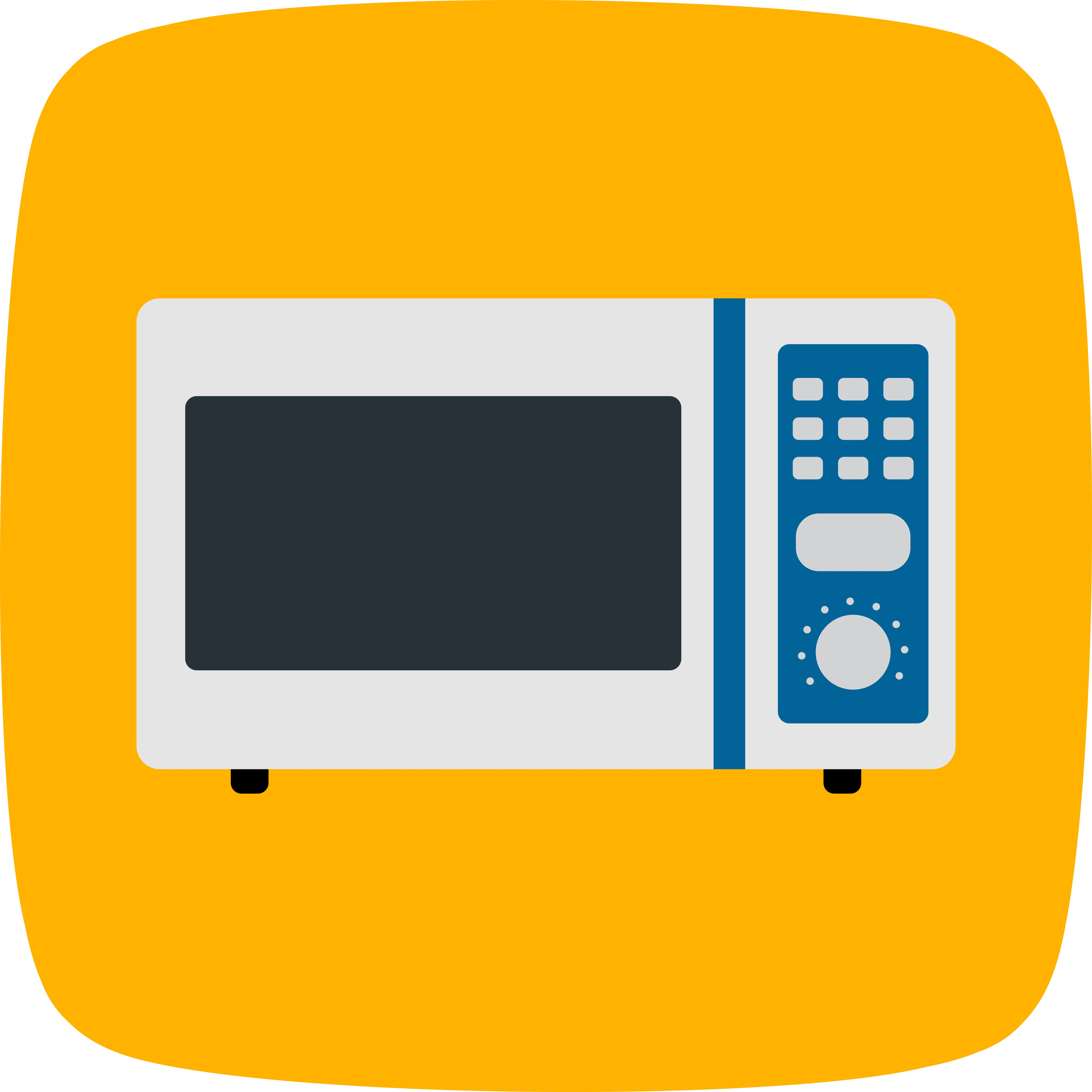 Microwave Oven Vector Icon Download Free Vector Art