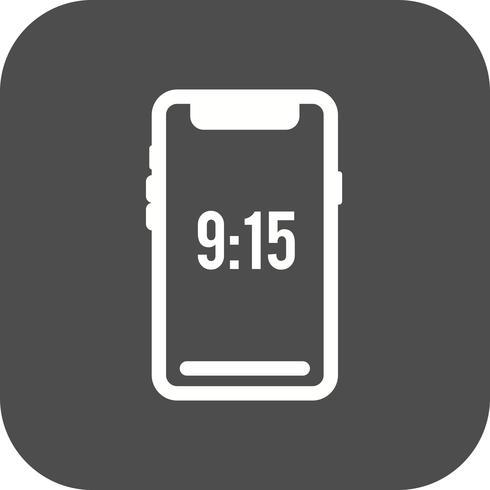 Vector Smart Device Icon