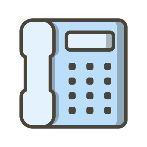 Icona di vettore del telefono