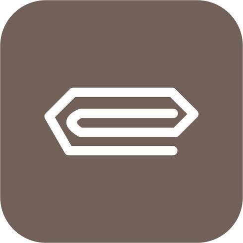 Icône de vecteur Pin
