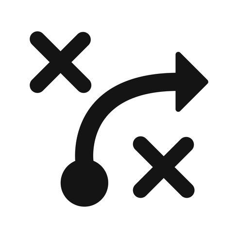 Tactics Vector Icon