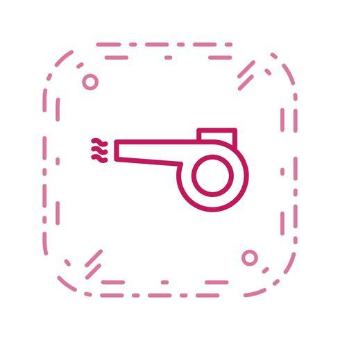 Souffleur Vector Icon