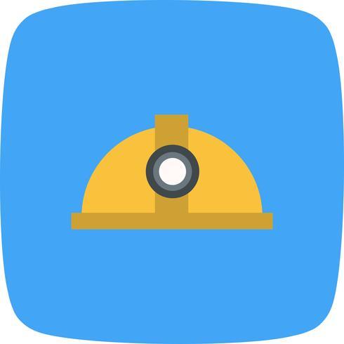 Icono de Vector de casco