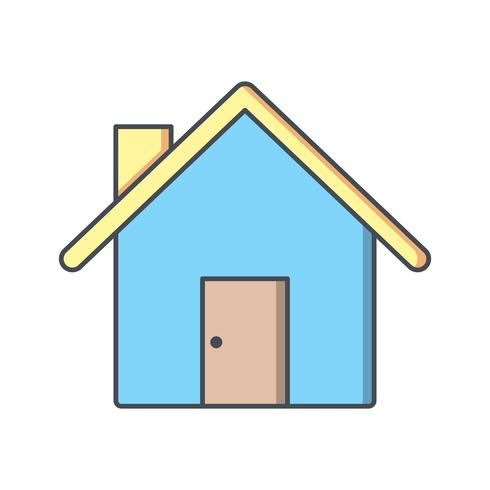 Huis Vector Icon