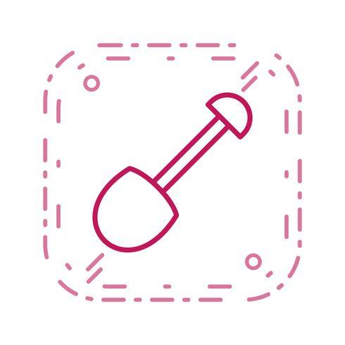 Shovel Vector Icon