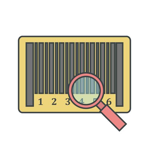 Vector Find Product Icon