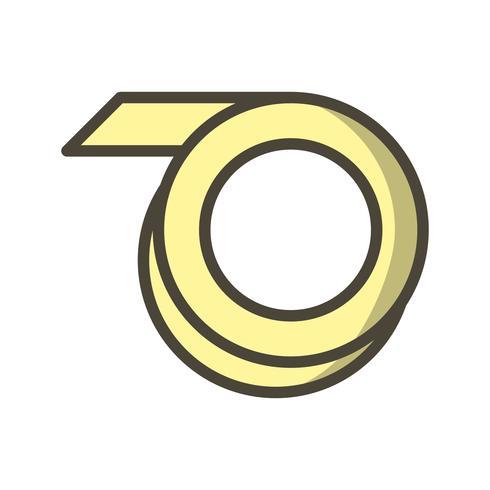 icône de vecteur de bande