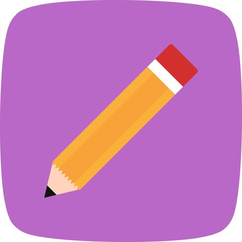 Crayon Vector Icon