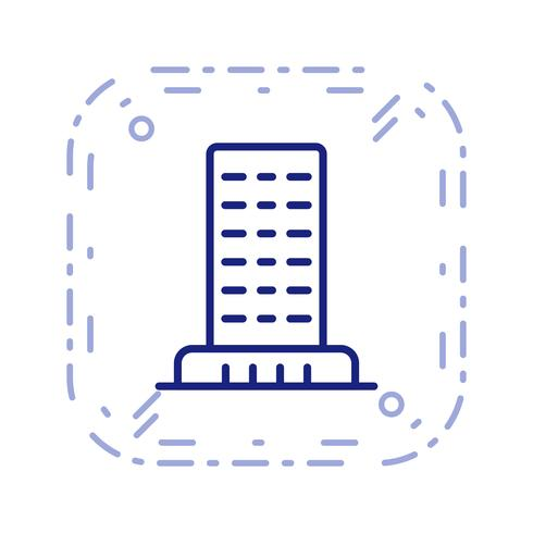 Icône de vecteur de bureau