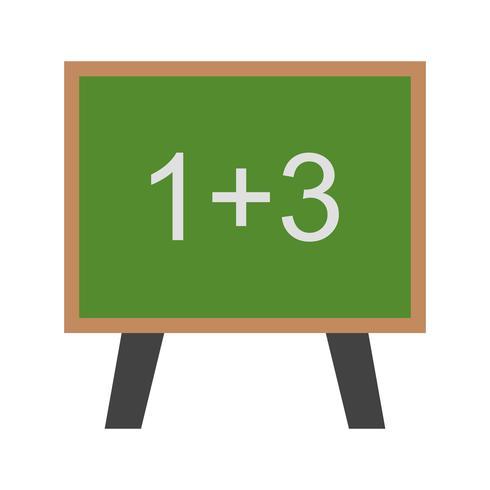 Vector matemática ícone