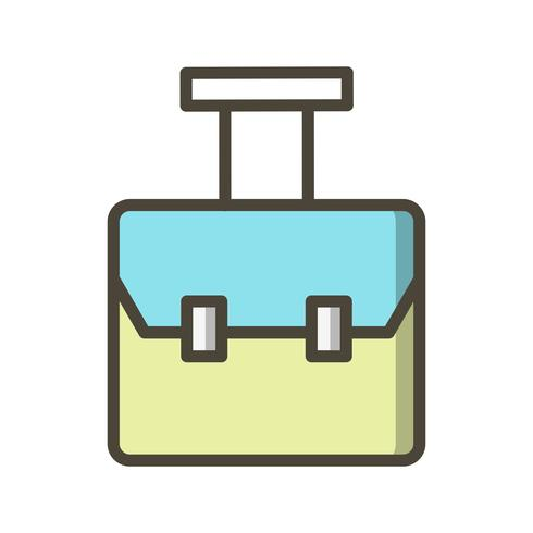 vektor väska ikon