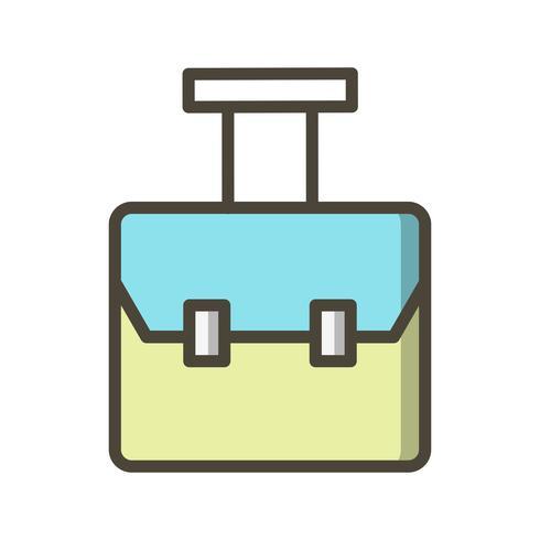 Vektor-Tasche-Symbol