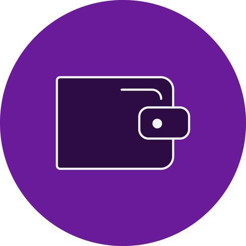 Vector Wallet Icon