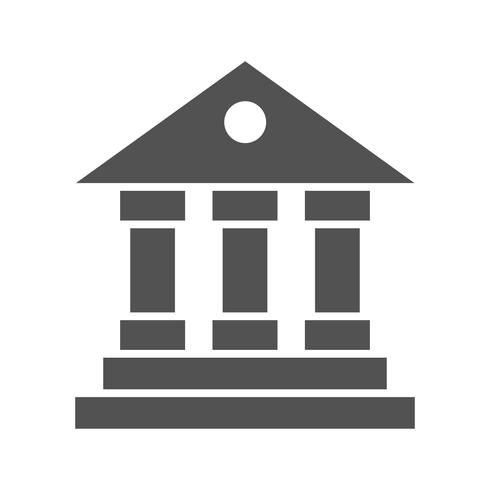 Vector Instituto Educacional ícone