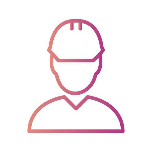 Ingegnere Vector Icon