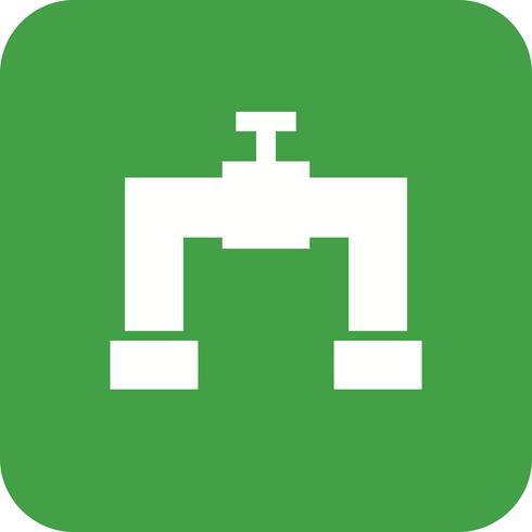 Pipe Vector Icon