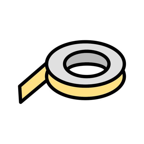 Band-Vektor-Symbol
