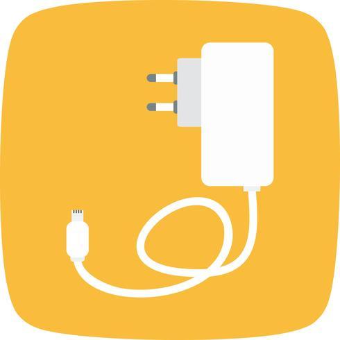 Icona di vettore del caricatore mobile