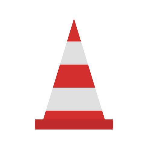 Icona di vettore del cono