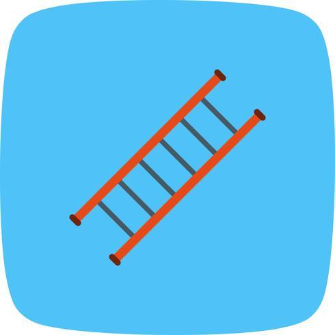 Ícone de vetor de escada