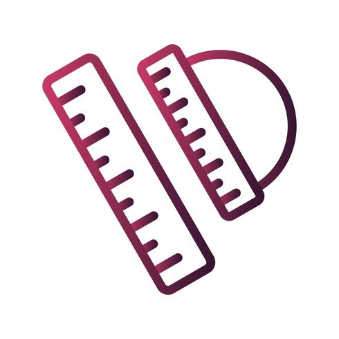 Vector Geometrie Set pictogram