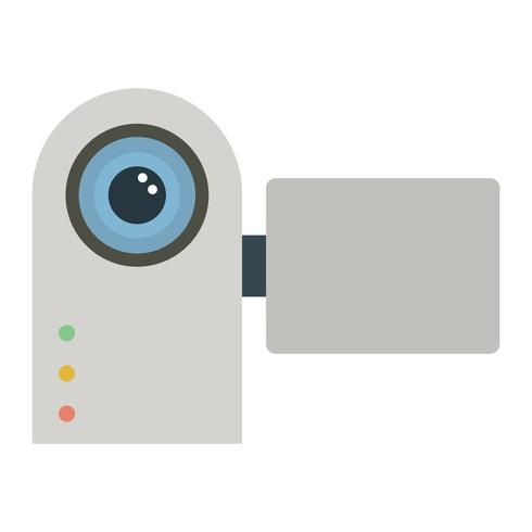 Handige Cam Vector Icon