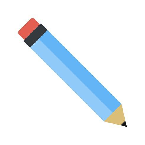Ícone de lápis de vetor
