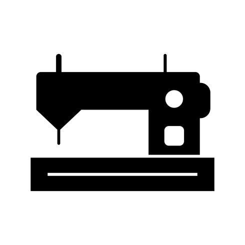 Symaskinvektorns ikon