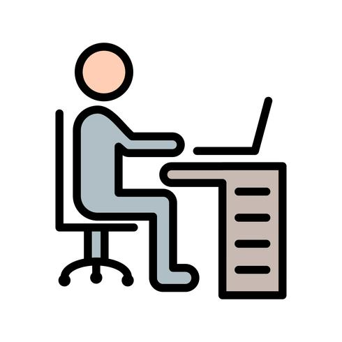 Workspace Vector Icon