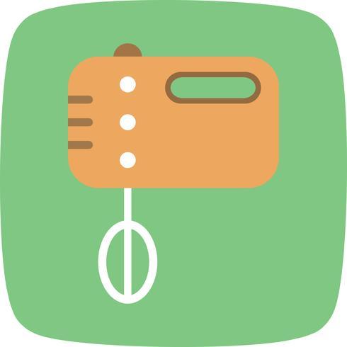 Mat mixer vektor ikon