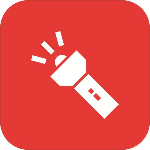 icono de vector flash